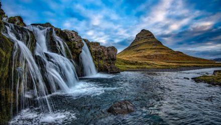 Islandia - poruszanie się po kraju.