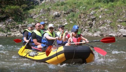 Rafting Zakopane